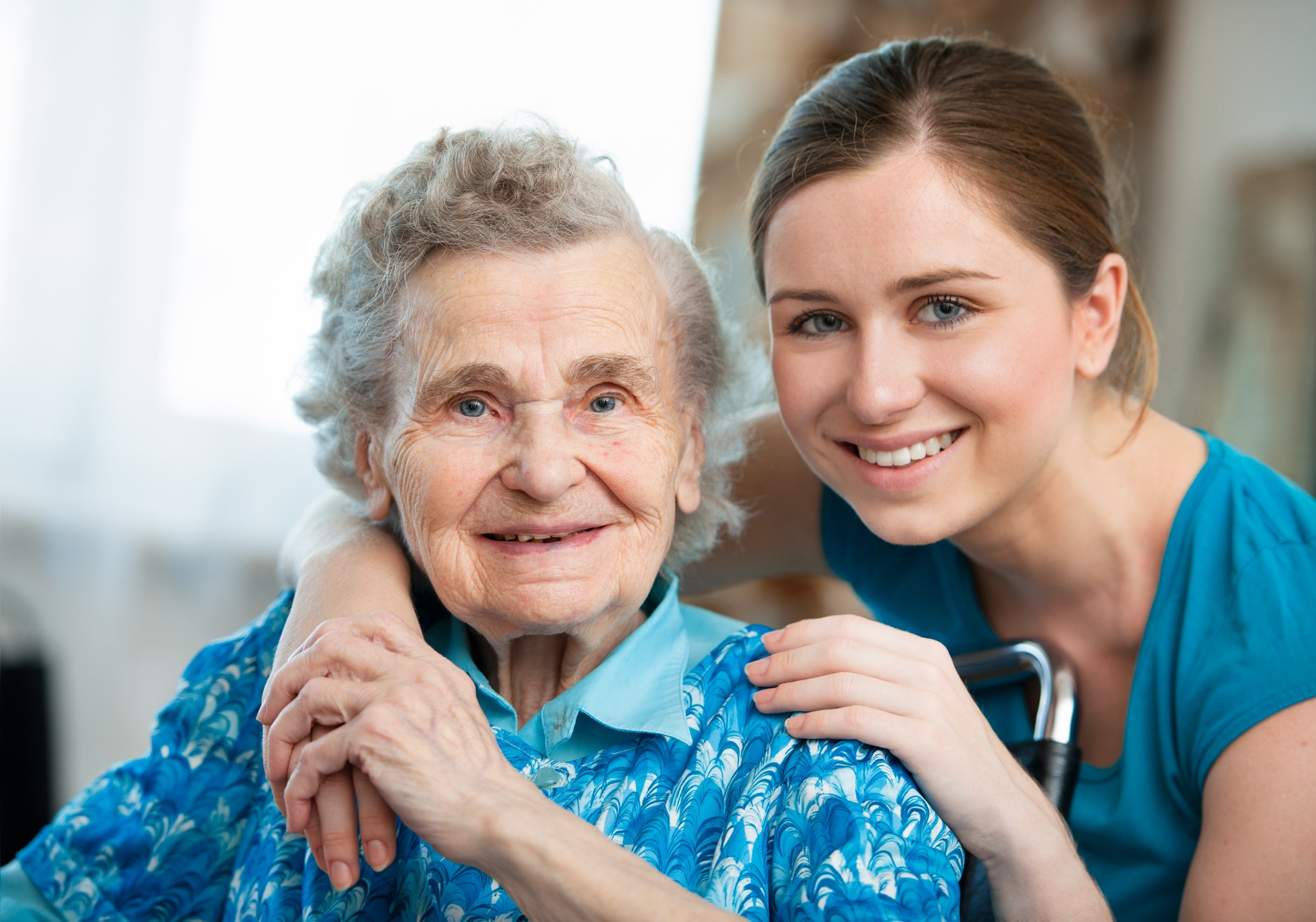 Home care of the elderly women